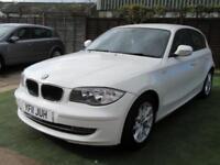 2011 BMW 1 Series 2.0 120d SE 5dr