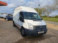 2012 Ford Transit High Roof Van TDCi 100ps Euro 5 PANEL VAN Diesel Manual