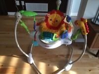 Jumperoo Fisher price - exerciseur