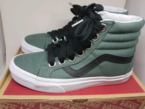 VANS SK8-HI REISSUE - High-top Trainers Green
