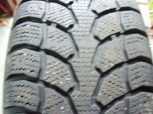4- p235/65r17  Extremegrip  winter tires