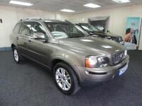 2010 VOLVO XC90 D5 SE AWD + 1 OWNER + 7 SEATS + FULL VOLVO SERVICE HISTORY + EST