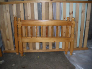 Bottom of Bunk Bed
