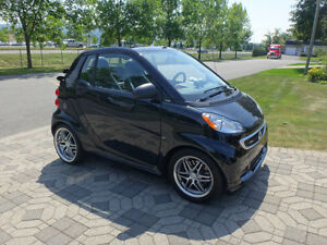 Smart  Edition BRABUS Cabriolet 2013