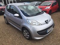 PEUGEOT 107 1.0 URBAN2009 IDEAL FIRST CAR CHEAP INSURANCE AND ONLY £20 ROAD TAX