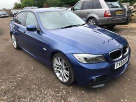 2009 BMW 3 Series 2.0 320d M Sport Saloon 4dr Diesel Manual (128 g/km, 177