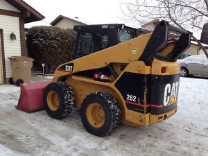 2006 CAT 262 SKIDSTEER FOR SALE