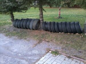 VARIOUS TIRES AND AUTOMOTIVE BATTERIES SOME NEW Kawartha Lakes Peterborough Area image 1