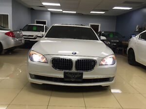 2009 BMW 7-Series 750i *EXECPCKG,HUD,LOADED,CLEANCARPROOF*
