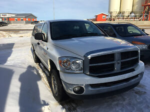 2007 Dodge Power Ram 1500 Pickup Truck