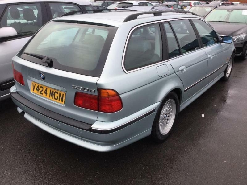 2000 BMW 5 SERIES 2.9 530d SE Touring 5dr