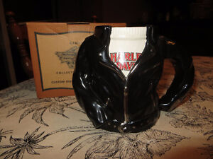 Harley Leather Jacket Coffee cup