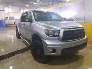 2011 Tundra Crewmax TRD fresh oil and tires rotated