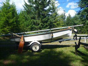 12' Pacer Sailboat