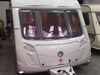 Swift Charisma Caravan 535 2008