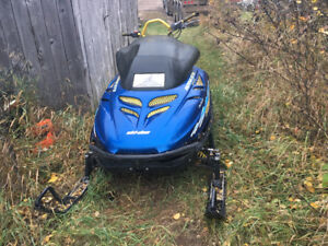 1998 Ski-Doo Summit X 670 H.O.