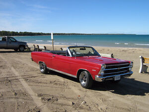 1967 ford fairlane 500XL for sale
