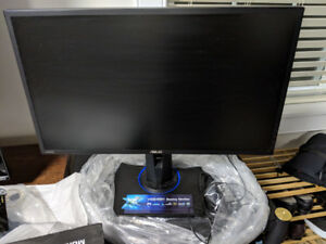 "ASUS 24"" 75 Hz Monitor (VG245H) w/ height adjustable stand"