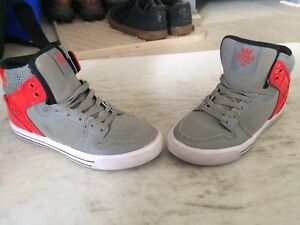 High top supra shoes  West Island Greater Montréal image 3