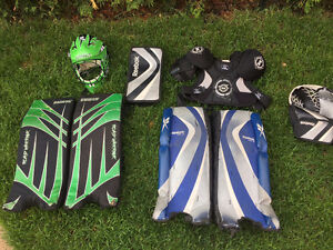 Ensemble de gardien de but de rue /Goalie kit outside