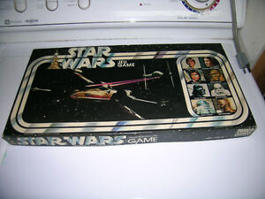 Star Wars Vintage Board Game Escape from Death Star