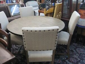 New Table & Chair Set