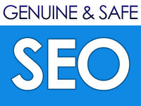 SEO - Genuine and Safe! Improve your Google ranking!