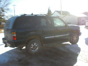 2006 GMC Yukon SLT 5.3 147.000 km =FOR PARTS ONLY=