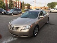 TOYOTA CAMRY 2009 4 cylindres