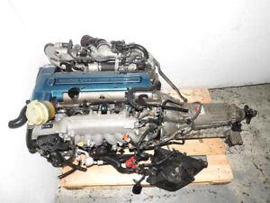 JDM Toyota 2JZ Engine VVTi Twin Turbo Aristo Supra 2JZ-GTE