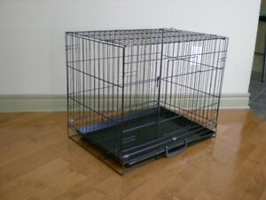 24'' DOG CAGE / KENNEL FOR SMALL DOGS 11 - 25 LBS