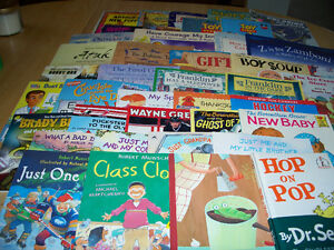 40 EARLY PICTURE BOOKS PRESCHOOL to Gr 2