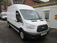 2014 64 FORD TRANSIT 2.2 350 TREND 125 BHP NEW SHAPE MODEL ONE COMPANY OWNER
