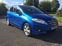 2007 MODEL HONDA FR-V 2.2 CTDI SPORT 6 SEATER FULL MOT HIGH SPEC FULL TANK OF FUEL
