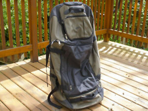 Enormous Mountain Equipment Co-op Rolling Travel Pack Bag