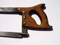 Antique Butcher's Meat Saw -- D B Swannie & Co, Buffalo, N.Y.