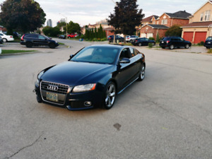 2011 Audi A5. S-line  6 speed manual