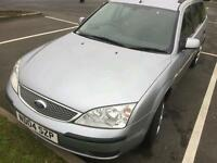 Ford mondeo TDCI 2004