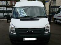 FORD TRANSIT 15 SEAT MINIBUS DIGITAL TACHO CERTIFICATE OF INITIAL FITNESS PSV