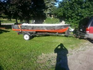 14 foot fishing boat