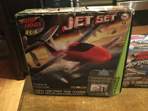 Air Hogs Helicopter and Remote Controlled Plane