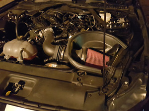 Cold air roush pour mustang  v6 3.7
