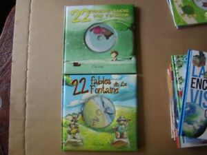 FRENCH BOOKS FOR CHILDREN WITH CD