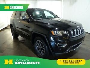 2017 Jeep Grand Cherokee LIMITED 4WD CUIR TOIT BLUETOOTH CAMERA