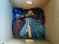 Trade - Women's clothes, boots, jacket etc (*For Wonder Bread*)