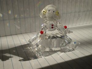 "Swarovski Crystal Figurine- "" Doll "" Kitchener / Waterloo Kitchener Area image 4"