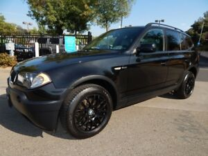 Wanted 2006 BMW X3 SUV, Crossover