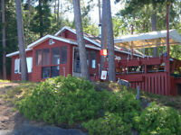 Cottage on Lake Temagami