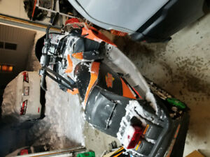 2006 F7 snopro parting out
