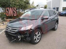 2013 Honda CR-V SE I-Vtec 4X2 2.0 DAMAGED REPAIRABLE SALVAGE